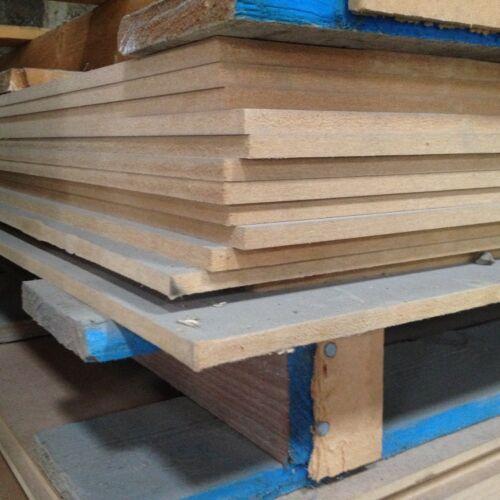 MDF (medium density fibreboard)