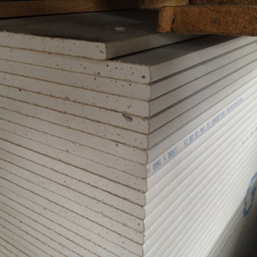 Plaster and Plasterboard